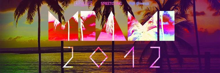 Miami 2012 / King Street Sounds(US)