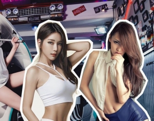 Asia Hottest Female DJ 2018 TOP10 by EDMDroid - HILOCO neroDoll rank in